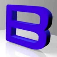 Несветовые буквы объемные, 30-300 мм глубиной (код БН-03)