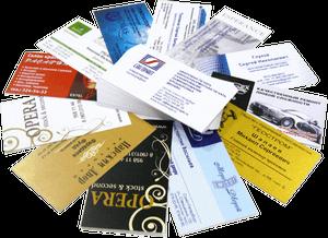 Печать визиток в Харькове