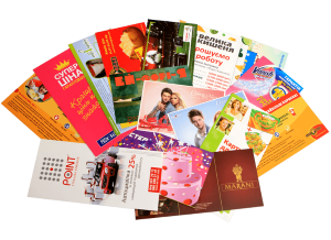 Изготовление листовок и постеров