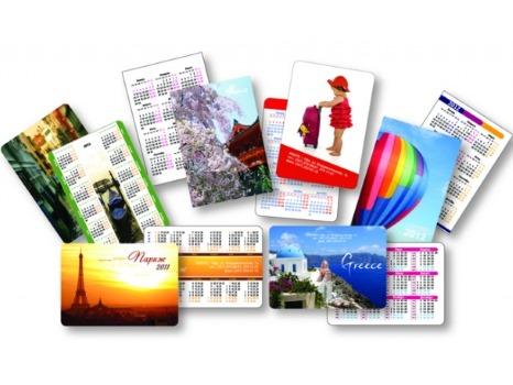 Печать фирменных календариков в Харькове